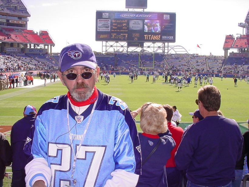 Titans Fan
