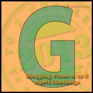a-to-z-letters-g