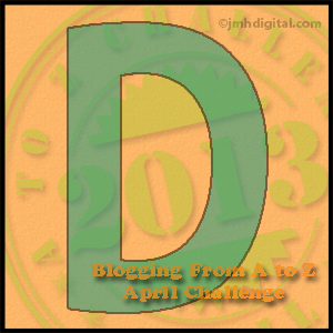 letter-d