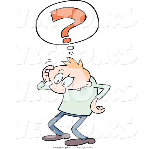 vector-of-a-confused-cartoon-man-scratching-his-head-with-a-question-mark-thought-cloud-by-gnurf-71